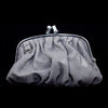 Patterned Leather Hand Bag / Evening Bag