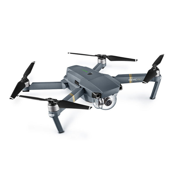 DJI Mavic Pro Fly More Combo - 4K Stabilized Camera Active Track Avoidance GPS