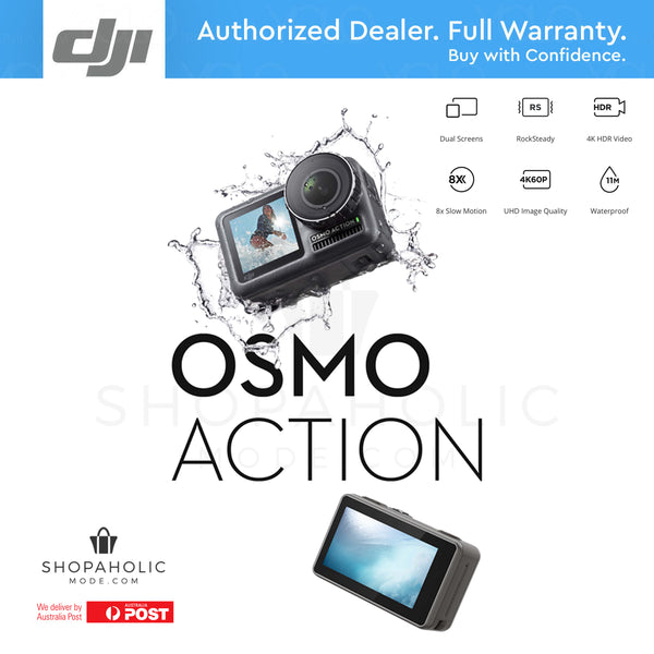 DJI Osmo Action 4K Camera with Dual Screen