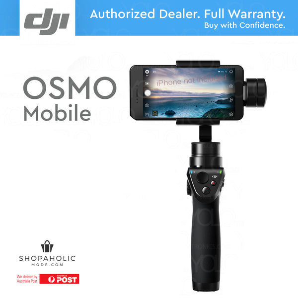DJI Osmo Mobile with 3-Axis Gimbal System for Smartphones