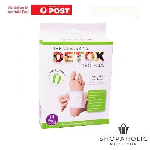 2 x Pack of 14 Herbal Removal Detox Cleansing Foot Pads Weight Loss Patches