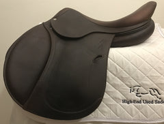 "Item #AN98C – Antares 17"" Forward Flap, 2014 Model, Upgraded Leather, Soft and Grippy"