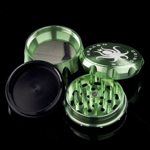 Kraken Grinders - 4 Part Diamond Ridge Grinder