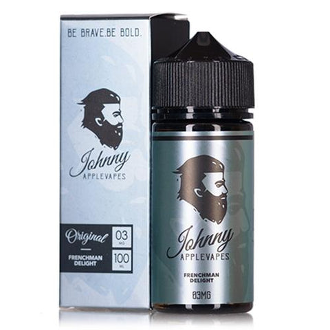 Johnny Apple Vapes Frenchman Delight