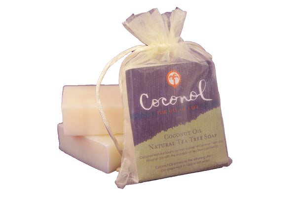 Coconut Oil Soap Tea Tree