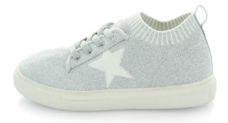 Hoo Star Knit Sock Sneaker-Tassel Children Shoes