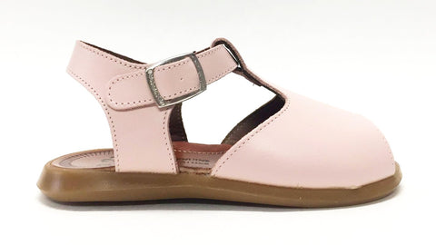 Pepe Soft Pink Sandal-Tassel Children Shoes