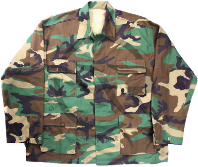 ANTI SOCIAL SOCIAL CLUB - NEVER CHANGE BDU (CAMO)