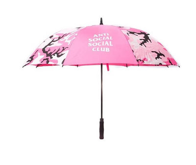 ANTI SOCIAL SOCIAL CLUB - UMBRELLA (PINK CAMO)