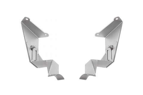 SOUL Porsche 991 GT3 / 911R Support Brackets (for SOUL Modular Competition Exhaust Package) - SSR Performance