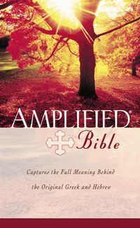 Amplified Bible, Hardcover