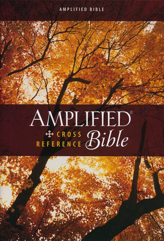 Amplified Cross-Reference Bible, Hardcover