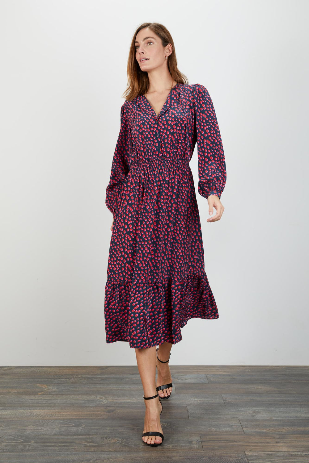 Juliette Dress | Pop Dot