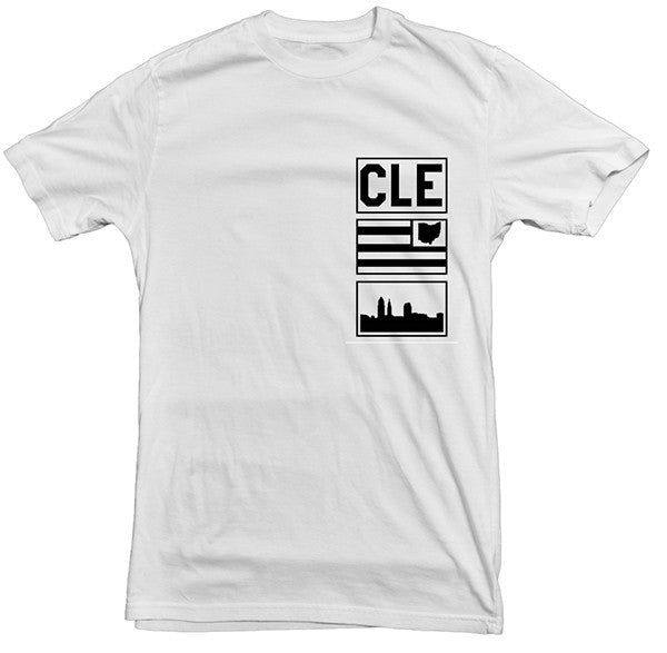 CLE Stamp Tee