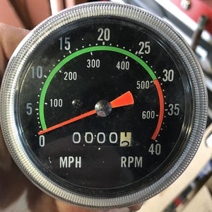Driving a Mechanical Speedometer with a Raspberry Pi  Part 2 of 2: The Code and Electrical Bits