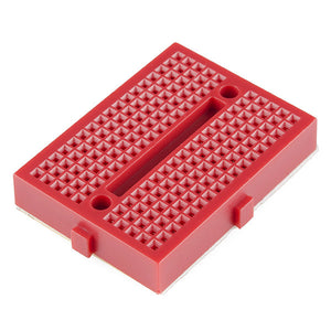 Breadboard - Mini Modular (Red)