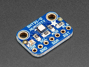 Adafruit Sensiron SHT31-D Temperature & Humidity Sensor Breakout