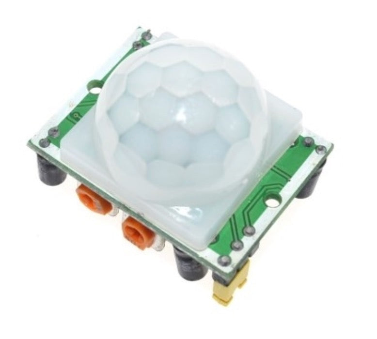 Adjustable Infrared PIR Motion Sensor