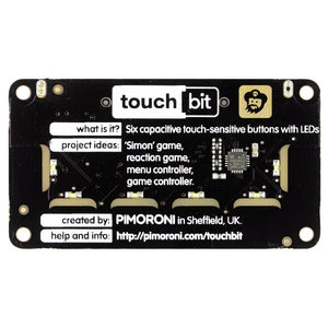 Pimoroni touch:bit