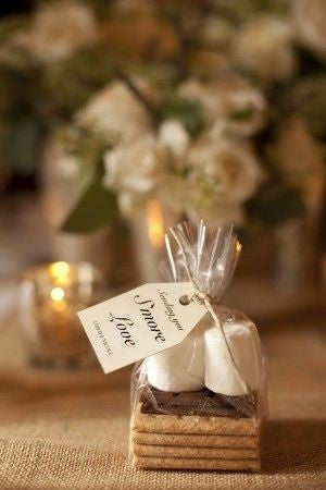 5 Cute Ideas for Wedding Favors