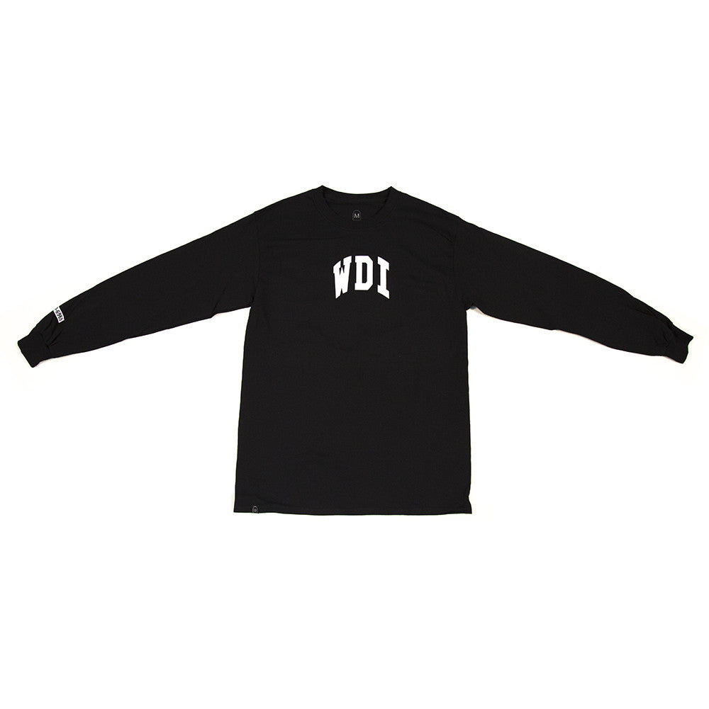 Brick Long Sleeve - Black