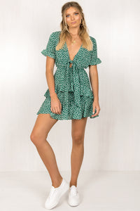 Alice Dress / Green