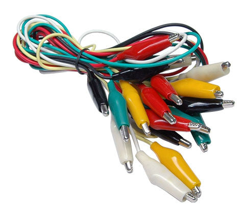 "10-Piece 22"" Test Lead Set"