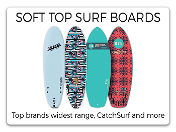 Soft top surfboard for sale