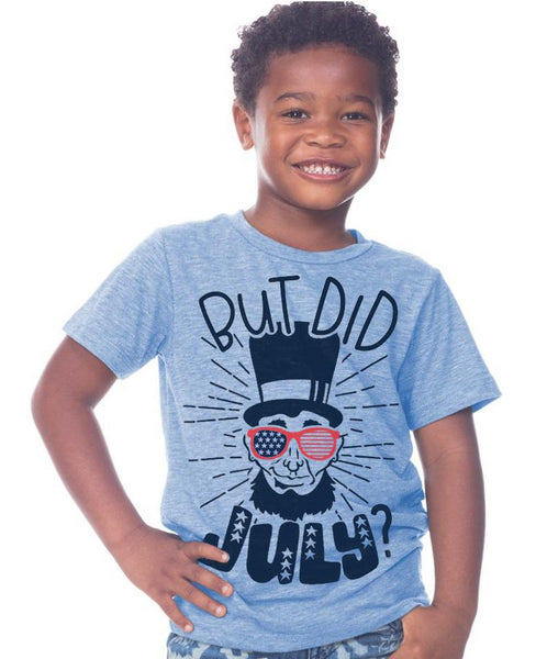 But Did JULY Kids Tee