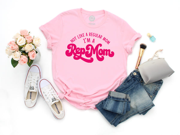 REP MOM Adult Unisex Tee