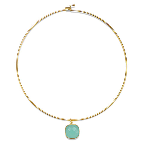 Mint Cannes Choker Necklace