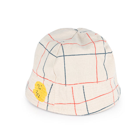 Baby and Kids Lines Hat by Bobo Choses