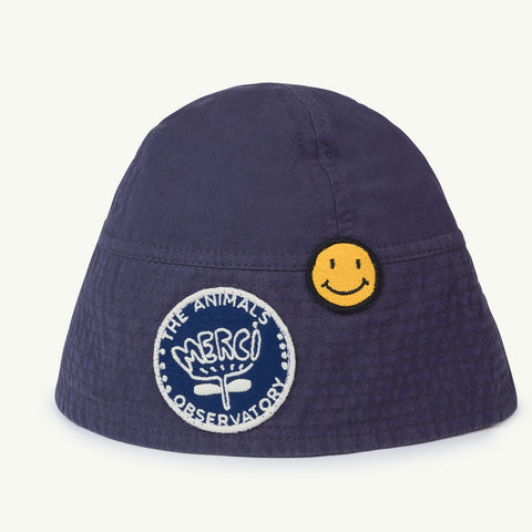Starfish Kids Hat in Navy by The Animals Observatory