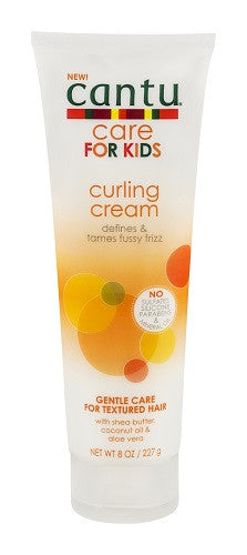 Cantu Care For Kids Curling Cream 8 oz