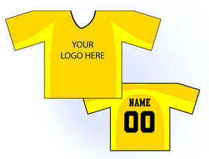 The Dart Mini Jersey for the Dugout Gear Hanger