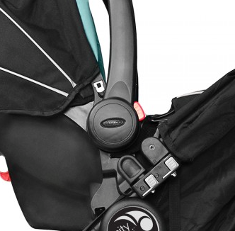 Baby Jogger City Go/ Graco Car Seat Adapter