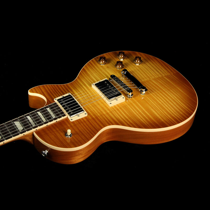 Used 2017 Gibson Les Paul Standard T Electric Guitar Honey Burst 170084724