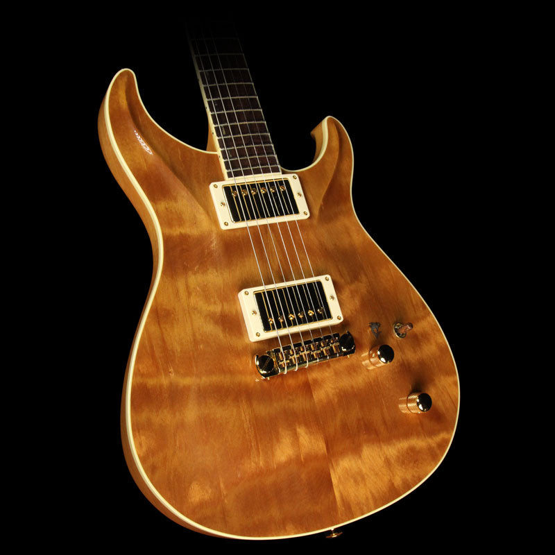 Used Giffin Standard Electric Guitar Ancient Kauri Top Natural 1012344