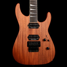 Jackson Custom Shop Roasted Mahogany SL2 Soloist Natural Oil