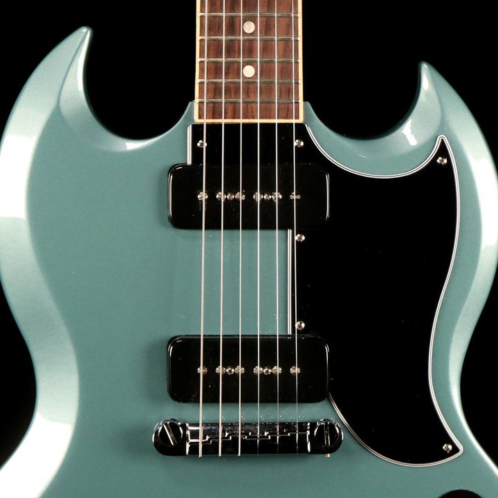 Gibson SG Special 2019 Limited Vintage Faded Pelham Blue 180026573