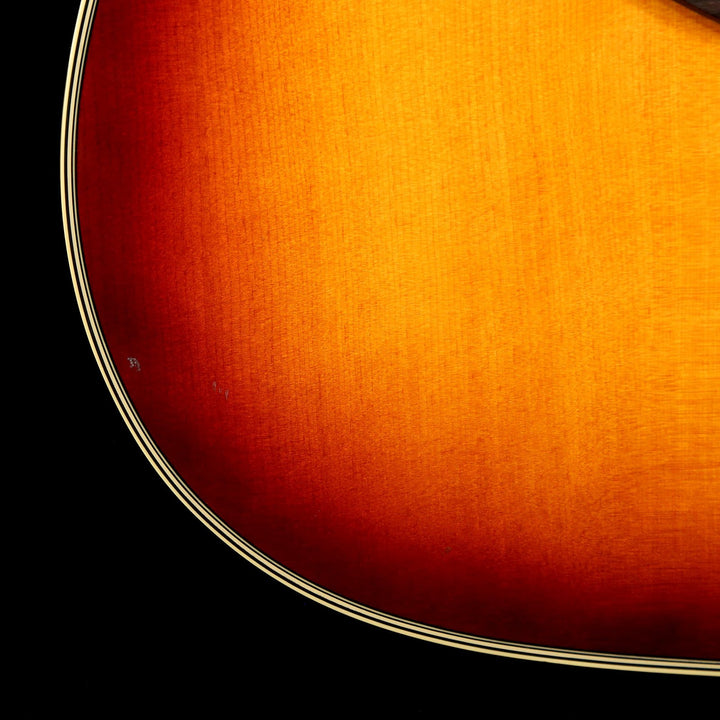 Yamaha FG-TA Transacoustic Acoustic-Electric Brown Sunburst H0N021016