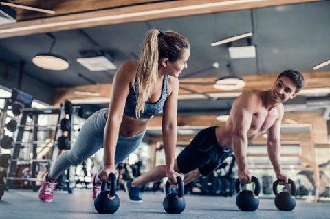 A Valentine's Date Idea: 30 Minute Workout For Couples