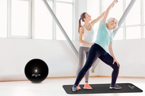 New Year's Goals to Stay Fit Over 50