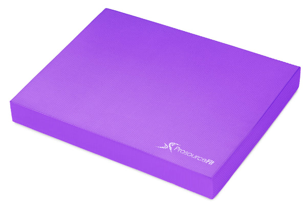 Exercise Balance Pad- Large Purple