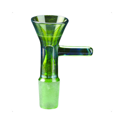 14mm Colored Cone Bowl by Red Eye Glass