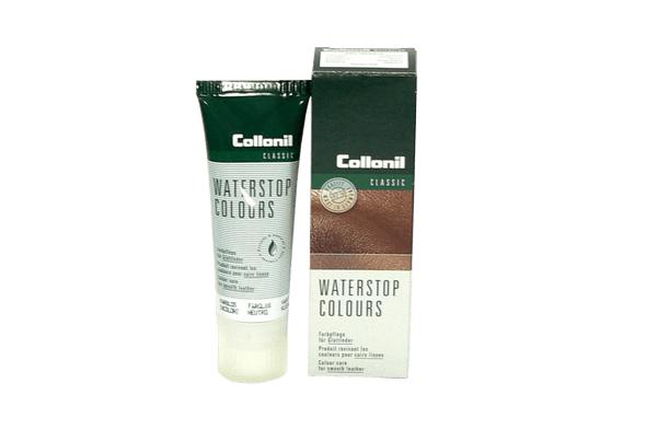Waterproofing Shoe Cream - Waterstop Colours by Collonil Germany - ValentinoGaremi