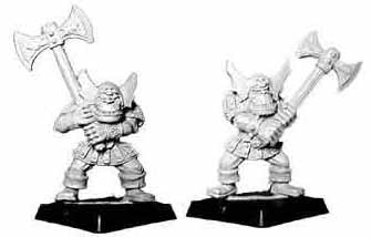Dark Orc Warriors III (2)