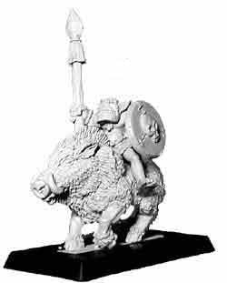 Barbarian Orc Boar Spearmen I (1)