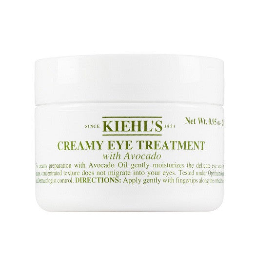 Kiehl's Creamy Eye Treatment With Avocado 28g - Look Incredible