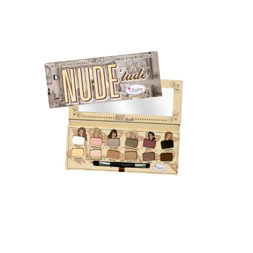The Balm NUDE'tude Nude Eyeshadow Palette 12 Shades